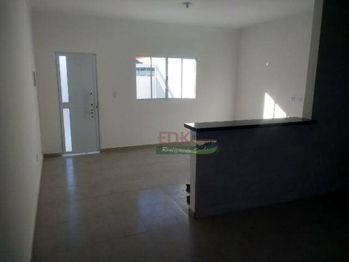 Imagem 1 de 19 de Casa Com 2 Dormitórios À Venda, 111 M² Por R$ 212.000,00 - Vila Menino Jesus - Caçapava/sp - Ca5663