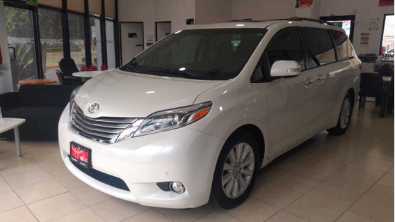 Toyota Sienna Limited At 2017