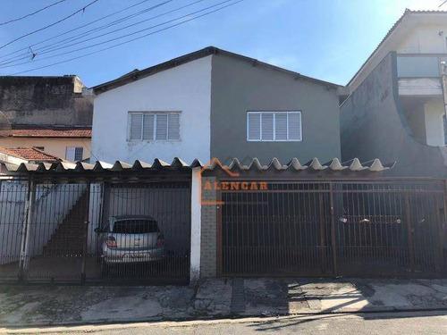 Casa À Venda Por R$ 307.000,00 - Jardim Vila Formosa - São Paulo/sp - Ca0056