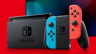 Nintendo Switch 2019 Mas Juego A Escoger (tienda Física)