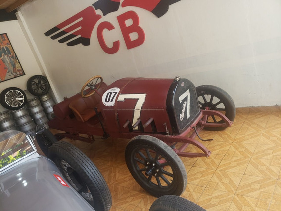 Baquet Overland Racer 1917 Charliebrokers No Ford A T 1919
