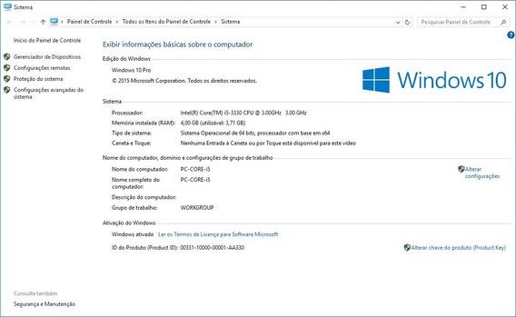 Cpu I5 + Lga 1155 Pcware Ipmh61p1 + Gabinete + Hd Ssd240