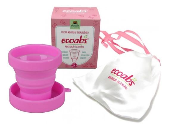 Coletor Menstrual Reutilizável / Copinho Esterilizador Kit