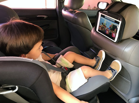 Porta Tablet Para Carro 9