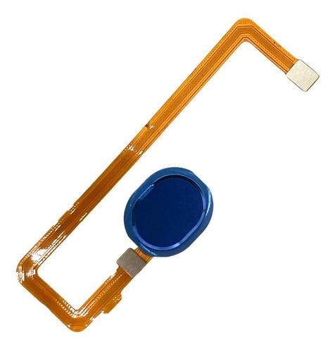 Imagen 1 de 4 de Flex Botón Huella Para Samsung A10s A107 Alta Calidad