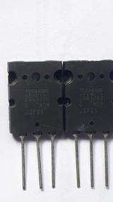 Par Transistor 2sa1943 2sc5200 A1943 C5200 Envio R$ 12,00