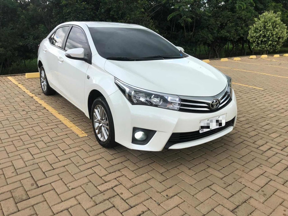 Toyota Corolla 2.0 16v Xei Flex Multi-drive S 4p 2015