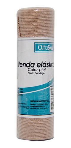 Venda Elastica 6x5 Yardas Alfa Safe