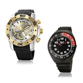 Relógio Everlast Masculino Analógico E550