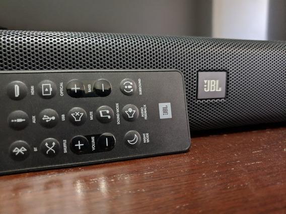 Soundbar 2.0 Jbl Studio Bluetooth 26w Rms C Controle Remoto