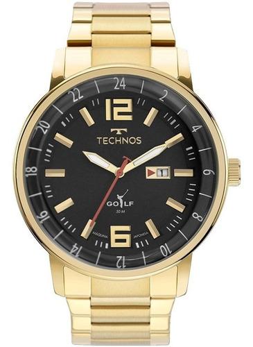 Relógio Technos Masculino 2115mwd/1p