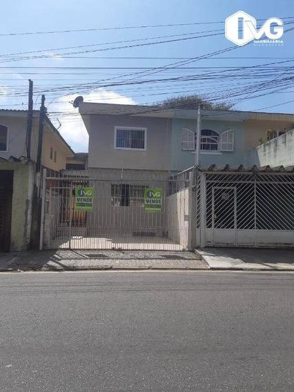 Sobrado Com 2 Dormitórios À Venda, 130 M² Por R$ 420.000,00 - Vila Galvão - Guarulhos/sp - So0264