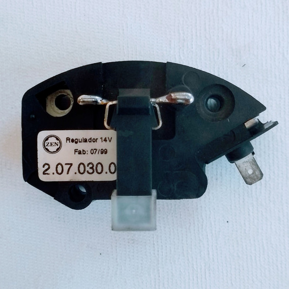 Regulador Voltagem/ Tensão Ka Fiesta Courier - 207030