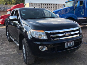 Ford Ranger 2.5 Pickup Xlt Doble L4 Man At 2014