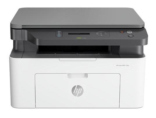 Impressora Multifuncional Hp Laser 135w - 4zb83a#696