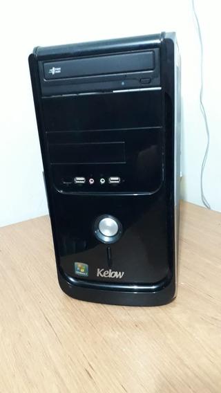 Cpu Montada Core I3 3.1ghz Memoria 4gb Hd 320gb Usado