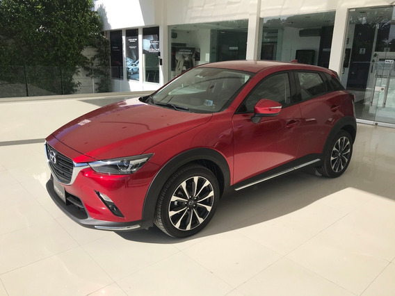 Mazda Cx-3 Grand Touring 2.0 2020 Rojo Diamante