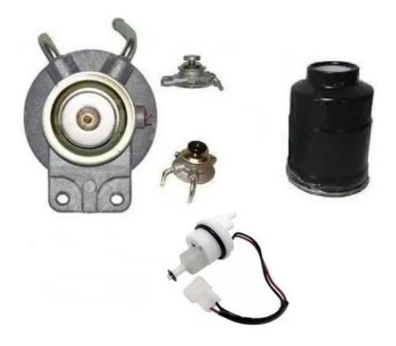 Cabeçote Filtro Sensor Combustível L200 Pajero Gl Gls Sport