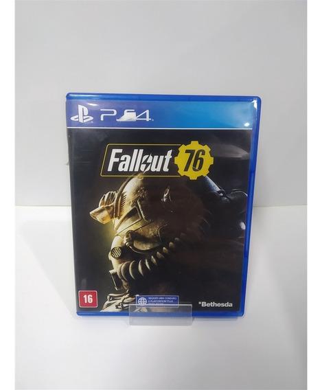 Fallout 76 (seminovo) - Ps4