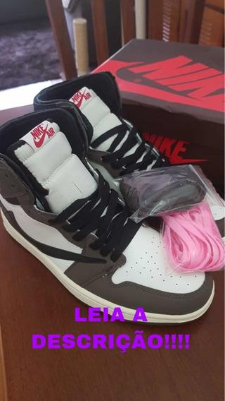 Nike Air Jordan 1 Cactus Jack Travis Scott