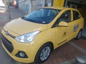 Taxi Hyundai Grand I10 Nuevo Con A.a 2019