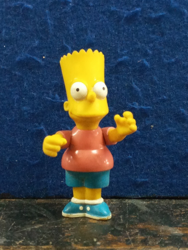The Simpsons * Bart * Playmates * 2000 *