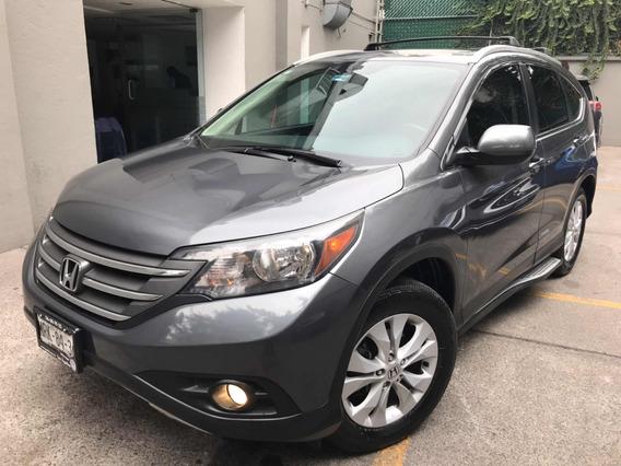 Honda Cr-v Ex Crédito Agencia
