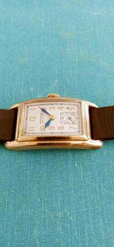 Relógio Waltham Premier Corda Manual Anos 30