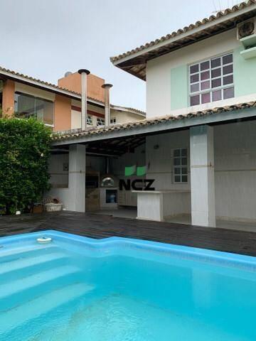 Casa Com 3 Dormitórios À Venda, 500 M² Por R$ 1.550.000,00 - Stella Maris - Salvador/ba - Ca3489