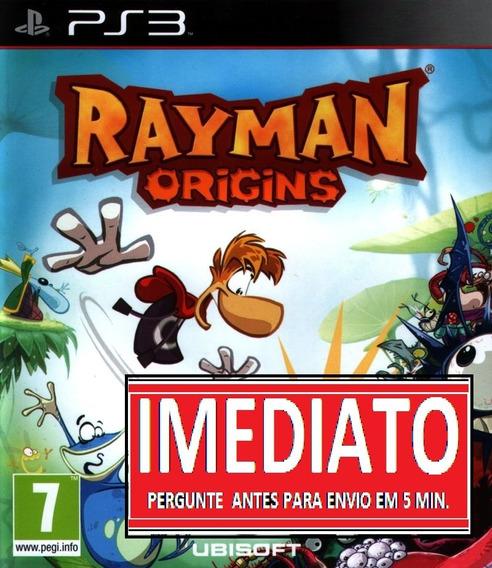 Rayman Origins Ps3 Psn - Midia Digital