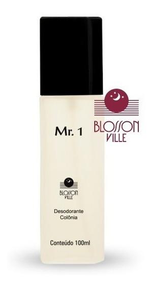 Perfume Homens Exigentes Mr 1 - Blosson Ville 100ml