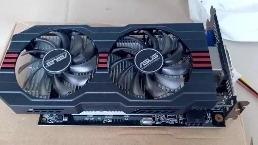Placa De Vídeo Asus 2 Gb Geforce Gtx 750 Ti Pronta Entrega