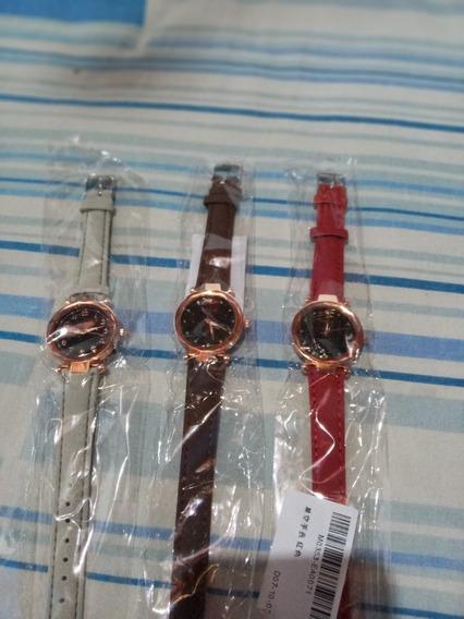 Relógios Feminino Xiaoya, Modelos Variados.