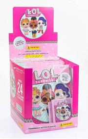 Novo Álbum Capa Mole Lol Surprise + 60 Figurinhas Panini