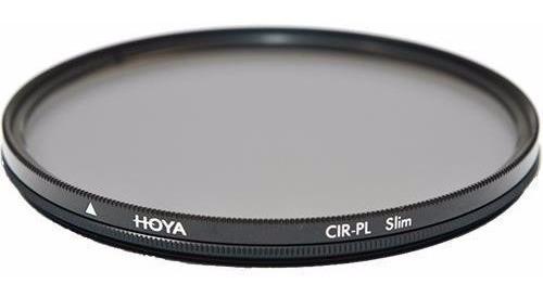 Filtro Polarizador Cpl Hoya 62mm Original Slim Frame Sony Canon Rebel Nikon Vivitar