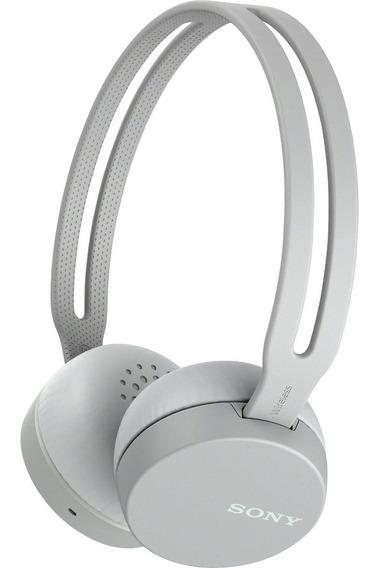 Fone De Ouvido Sem Fio Bluetooth Sony Wh-ch400 Nfc 20 Horas