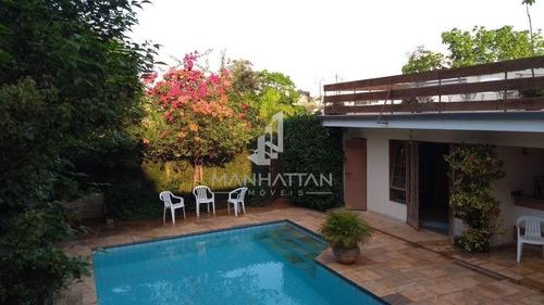 Imagem 1 de 30 de Casa Á Venda E Para Aluguel Em Parque Taquaral - Ca003236