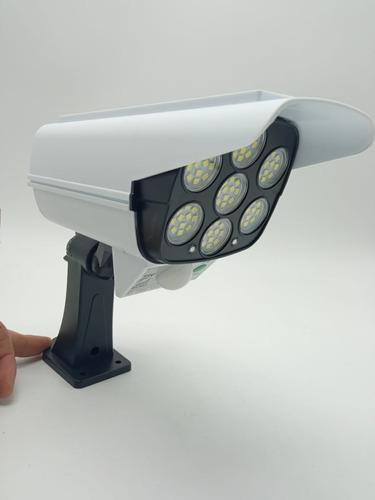 Imagen 1 de 2 de Reflector Solar Tipo Cámara Con Sensor