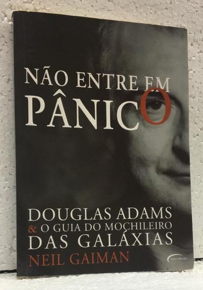 Não Entre Em Pânico Neil Gaiman Editora Novo Século