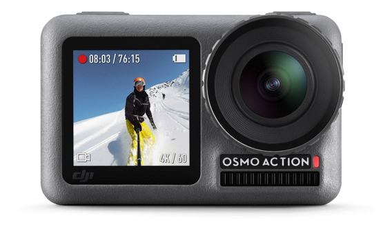 Camera Dji Osmo Action 4k Wifi