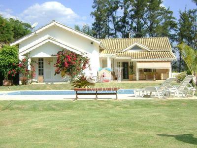Casa Residencial À Venda, Orypaba, Monte Alegre Do Sul. - Codigo: Ca0715 - Ca0715