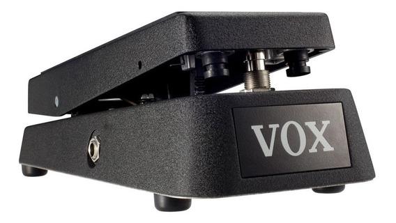 Pedal Para Guitarra Vox Wah Wah V845 Clássico Com Nota Fisca