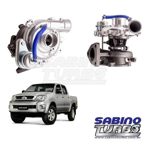 Turbina Toyota Hilux 2.5