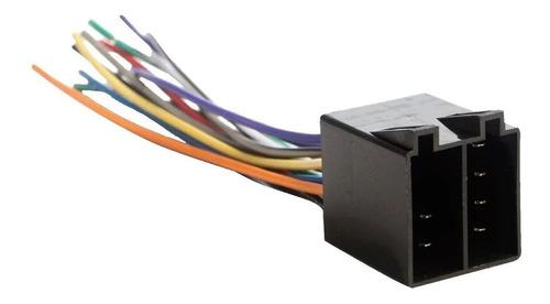Imagem 1 de 1 de Conector 16 Vias  - Macho