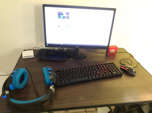 Setup Gamer Completo