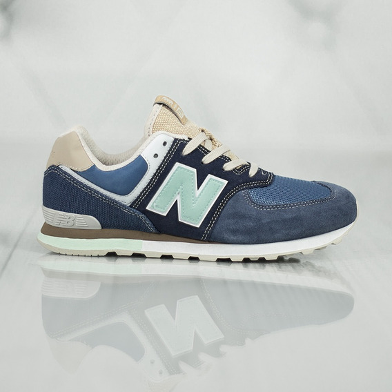 Zapatilla New Balance Niño Gc574sl