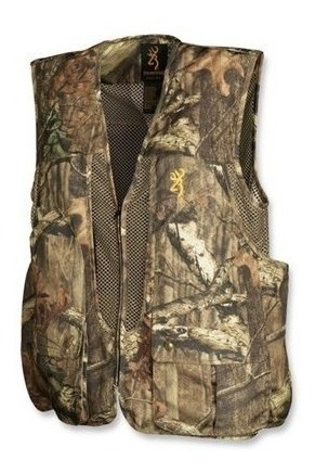 Chaleco Browning Upland Game Realtree