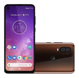 Motorola One Vision 128gb Lacrado Nacional