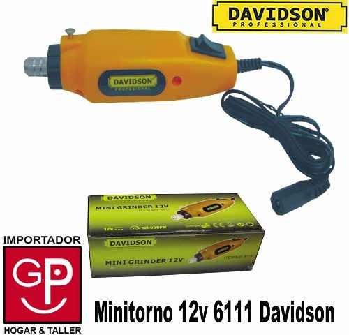 Mini Torno 12v 6111 Davidson