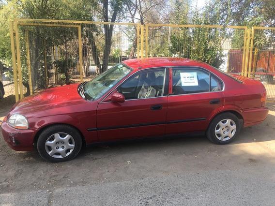 Honda Civic 1999 Lx 1.6 147.000 Km